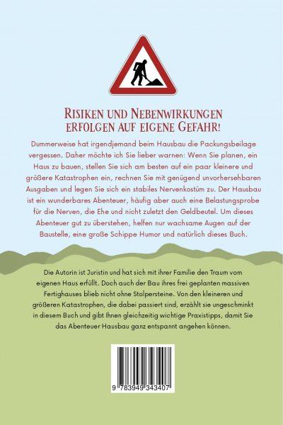 Cover Rück Hausbau
