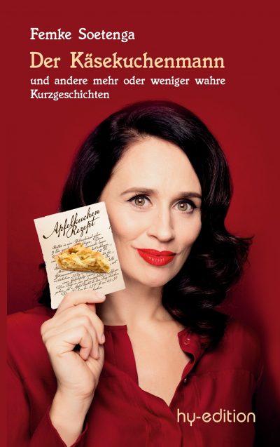 Buchcover Der Käsekuchenmann