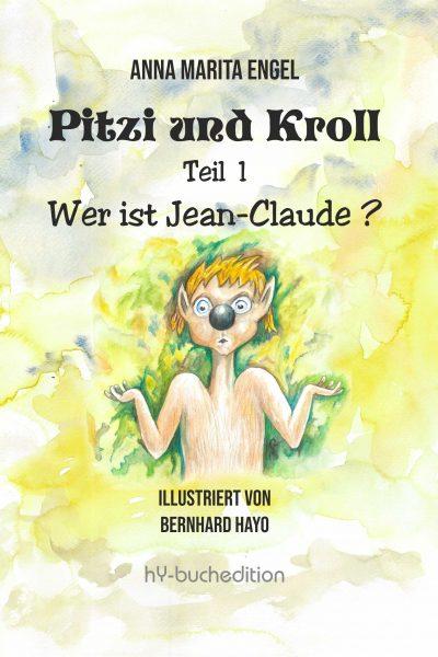Pitzi und Kroll – Teil 1_Cover